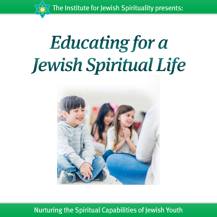 Products and Courses   Institute for Jewish Spirituality