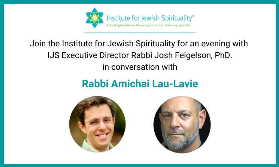 A Conversation about Purim with Rabbi Amichai Lau-Lavie