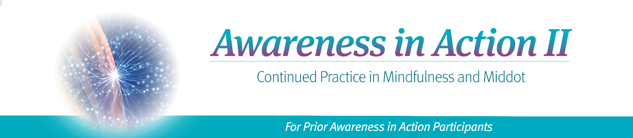 The Institute for Jewish Spirituality presents Awareness in Action